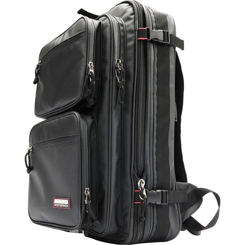 Magma RIOT DJ XL Backpack Closed Angled