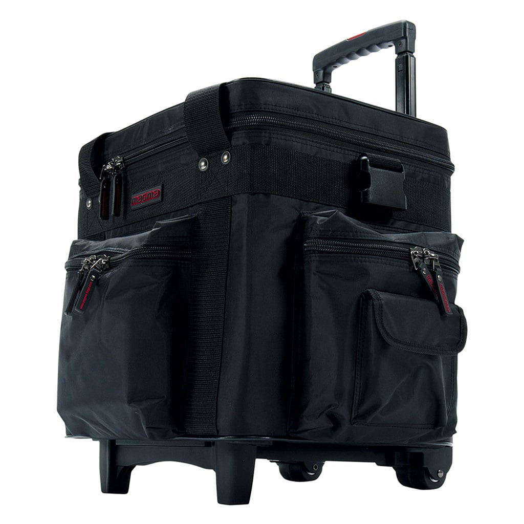 Magma LP Bag 100 Trolley Closed Angled