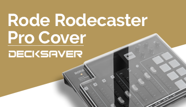 Rode Rodecaster Pro Cover Decksaver
