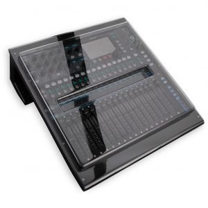 Decksaver Allen Heath QU16 Cover Angled