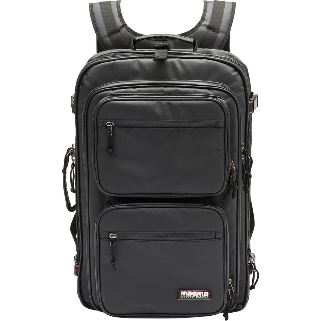 Magma RIOT DJ XL Backpack Front