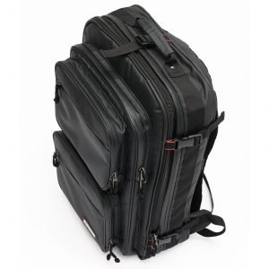 Magma RIOT DJ XL Backpack Closed Top Angled