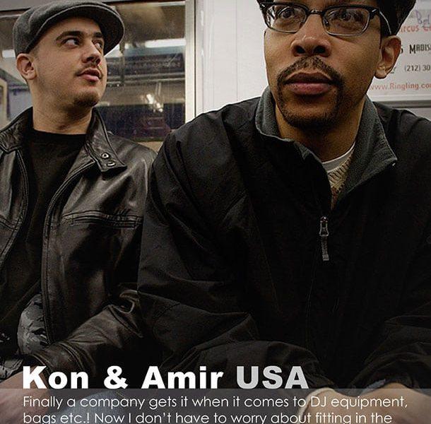 Kon & Amir