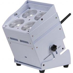 MobilePar HEX 4 White 01