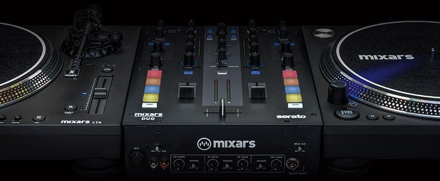Mixars-Flyer