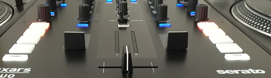 MIXARS DUO: The Affordable Serato DJ Mixer – Review from Acapella DJs
