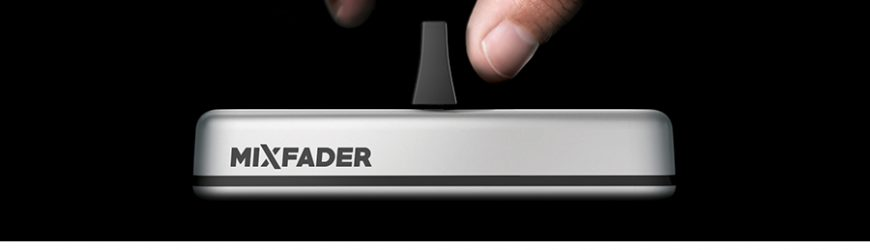 Mixware Partners With Mixfader As The Exclusive US Distributor