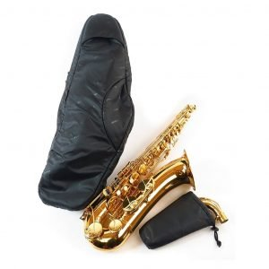 Fusion Tenor Saxophone Sleeve, Black