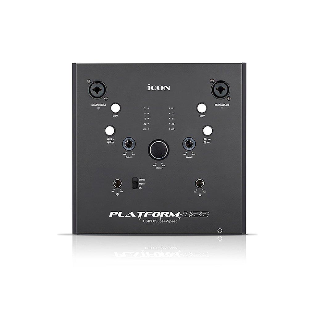Icon Pro Audio Platform U22 VST