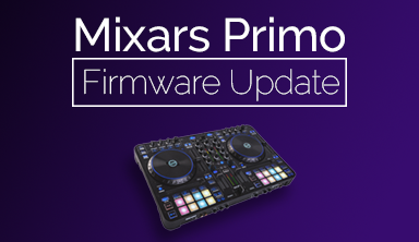 Mixars Primo Firmware Update Thumbnail