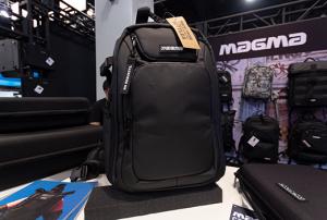 Magma Prototype Recyclable Backpack