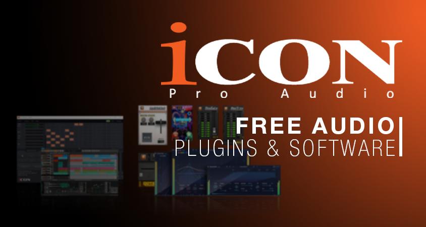 Icon Pro Audio Free Software Blog Thumbnail