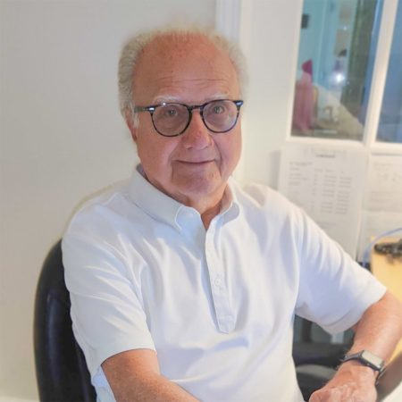 Gerard Cohen CEO Headshot